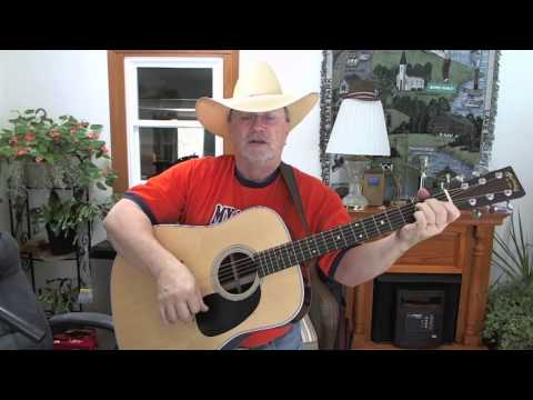 1089 - It Just Comes Natural - George Strait cover with chords and lyrics