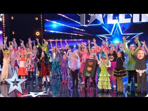 TOP 5 KID'S AUDITION FROM BGT 2019   Britain's Got Talent