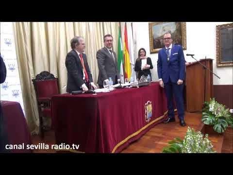 ATENEO DE SEVILLA - ACTO COMPLETO - JUNTA NUEVA - CANAL SEVILLA RADIO