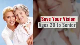 Save Your Vision: Ages 20 to Senior
