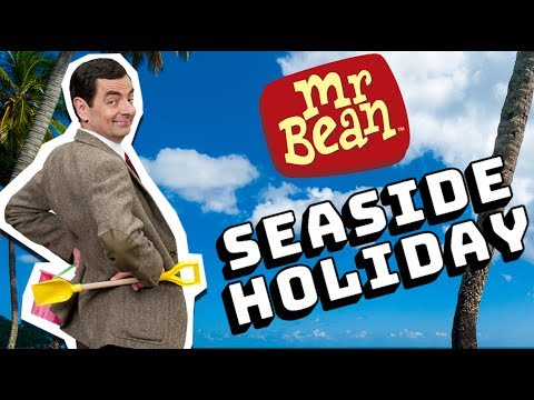 Seaside Holiday | NEW Song | Summer Soundtrack | Mr Bean Official