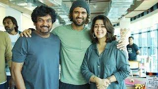 Vijay Deverakonda and Puri Jagannadh Movie Starts Rolling | NTV Entertainment