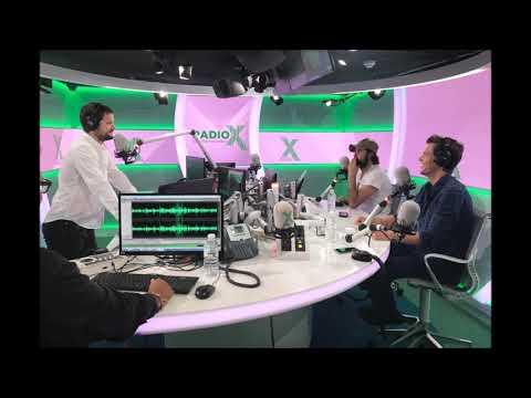 The Killers Radio X Interview 2017
