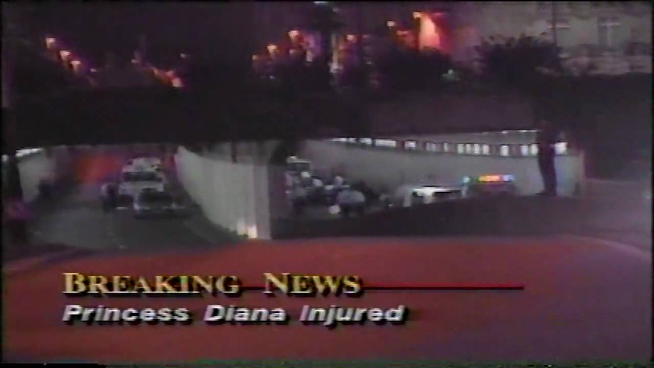 Princess Diana S Injuries From Car Accident