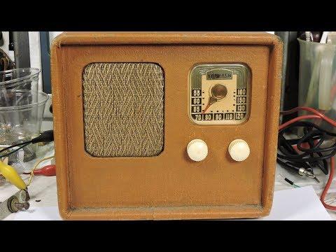 Traveler Radio 5019 Troubleshooting Interesting Problem