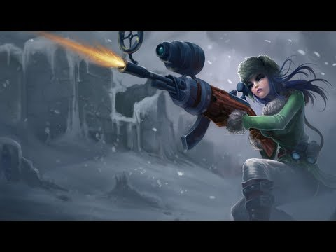 League of Legends : Shoot Boys