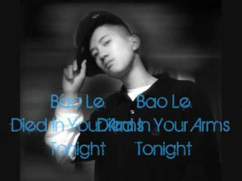 Bao Le - Died In Your Arms Tonight W/ DOWNLOAD LINK!