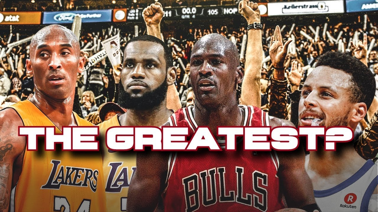 Top 10 Greatest Nba Players Of All Time Definitive List Youtube