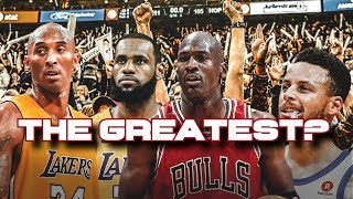 Top 10 GREATEST NBA Players of All Time - DEFINITIVE List!