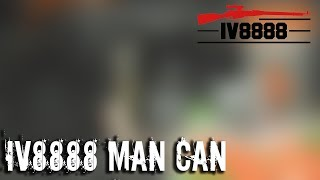 IV8888 Man Can March 2018 Unboxing