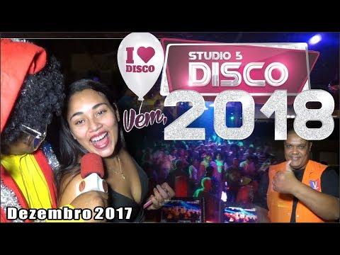 Estudio Disco - Vem 2018 - Canal NBT