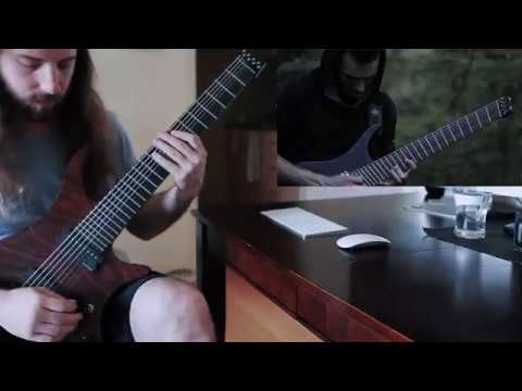 A MORBID MASQUERADE - Blood Born Abyss (guitars feat. Simon Girard of Beyond Creation)