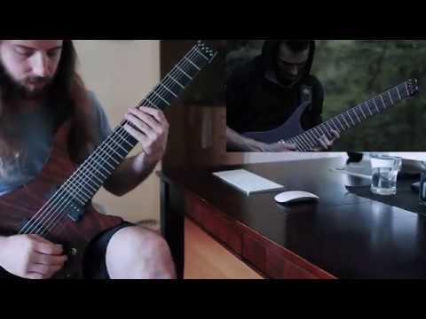 A MORBID MASQUERADE - Blood Born Abyss (guitars feat. Simon Girard of Beyond Creation)