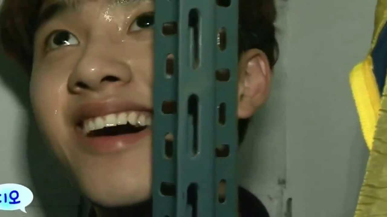 Running Man EXO D O Cut