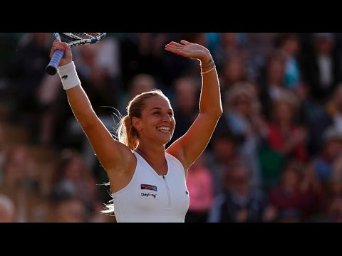 Dominika Cibulkova VS Agnieszka Radwanska Highlight 2016 R4