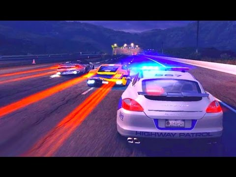 Обзор гонок в Need For Speed 'Hot Pursuit 2010' (v1.05 Limited Edition)