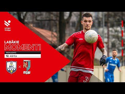 BFC Daugavpils Noah Goals And Highlights