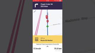 видео ROUTE 66 Навигейт для Android