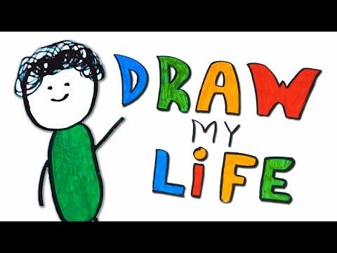 DRAW MY LIFE | Милс Кел