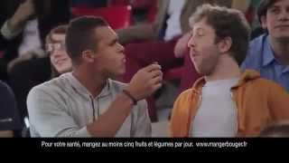 Insolite - Pub Kinder Bueno ft. Jo-Wilfried Tsonga