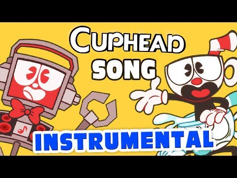 "CUPHEAD RAP SONG - Instrumental ""You Signed a Contract"" ► Fandroid The Musical Robot"
