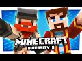 WE'RE BACK IN MINECRAFT | Diversity 3 | Part 1