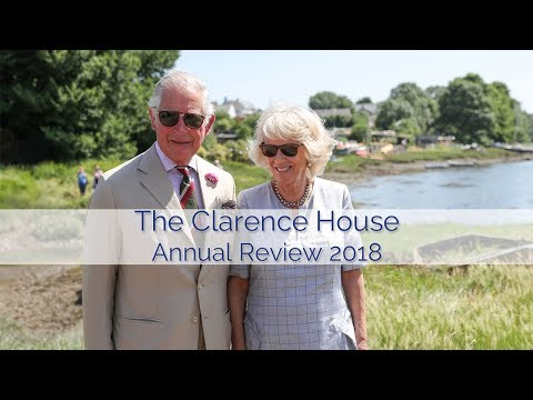 The Clarence House Annual Review 2018