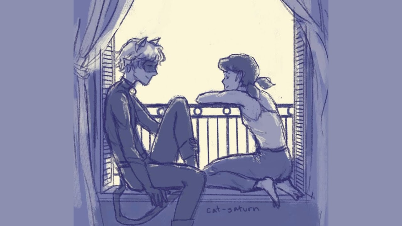 Early Morning - Chapter 4 (MariChat, Angst, Amnesia AU) A Miraculous Ladybug Fanfiction/Podfic/Audio
