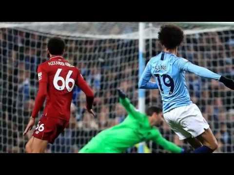 QALAAS:Man City oo 2-1 ku garaacday Liverpool'walee Unbeatinkii waa jabay