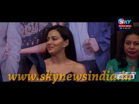 Sana Khan & Suniel Shetty Unveils the Stardust's Dhamakedar Naaz Women Achiever Awards