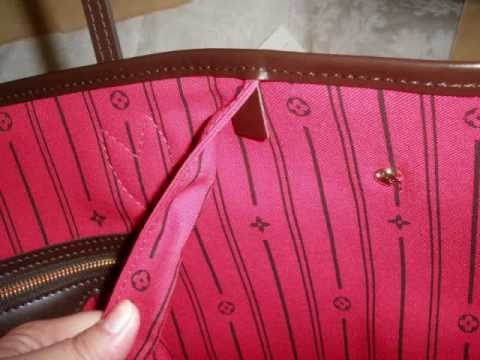 Fake Louis Vuitton Neverfull