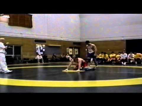 2002 Dual Meet: 90 kg Beamer Comfort (UofC) vs. Drikkie Wolmarans (UofA)