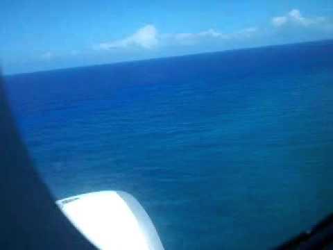 Landing San Andres