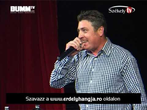 Erdély Hangja™ - 2012 Elődöntő 1 - KOCSIS CSONGOR ZSOLT - Www.bummtv.com