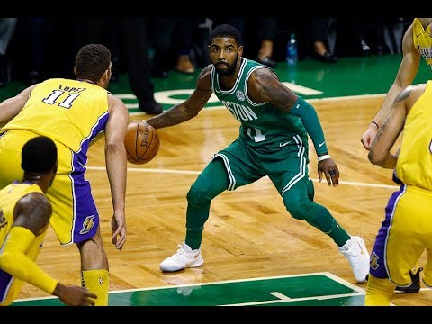 Best NBA Crossovers and Ankle Breakers Of 2017-18 Season #BucketPlays #GetABucket