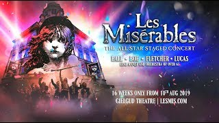 Les Misérables The All Star Concert | Gielgud Theatre