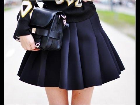 c0cbd680a6 DIY Scuba Skirt ( Easy Sewing) - YouTube