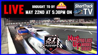 LIVE AUTO RACING WITH PRO LATE MODELS \u0026 MORE!