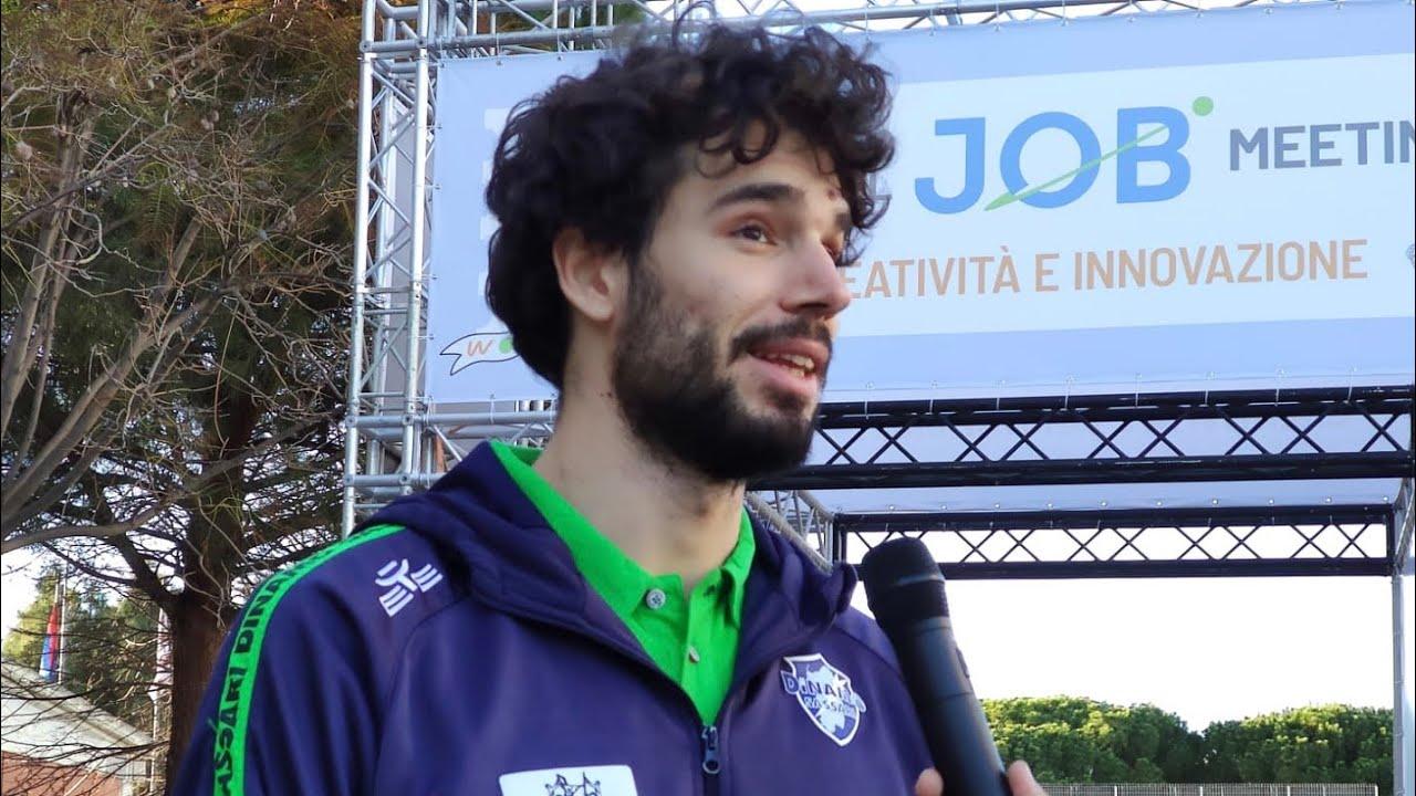 """Dinamo Sassari, la carica di Michele Vitali: """"Ora non ..."""