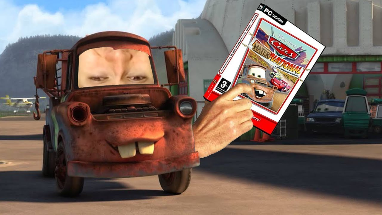 Cars Mater-National Championship review | minimme