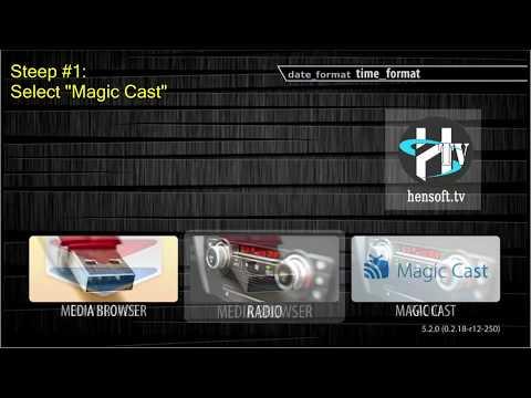 Stalker Middleware Magic Cast
