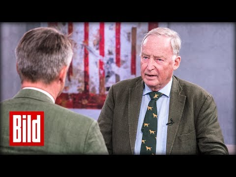 Alexander Gauland über Aydan Özoguz, Frauke Petry, Björn Hocke und Nazis in der AfD