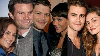 The Originals ... and their real life partners