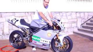 DUCATI 998 bayliss replica