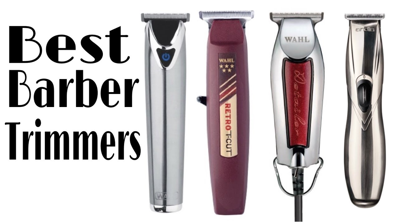 Best Barber Trimmers Professional Barber Trimmers Youtube