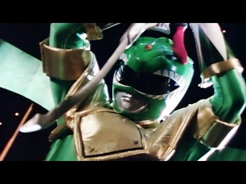 Download Green With Evil   Mighty Morphin Power Rangers   Season 1   Power Month   Power Rangers Official