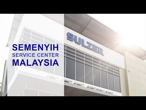 Semenyih Rotating Equipment Service Center Opening Ceremony