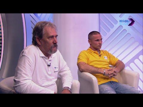 DIGI Sport Reggeli Start - Dittel Gábor és Aradi Zsolt