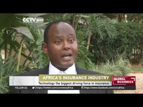 Africa's share in global insurance industry at 1.5%