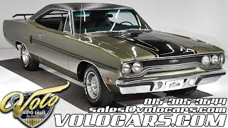 1970 Plymouth GTX for sale at Volo Auto Museum (V18792)